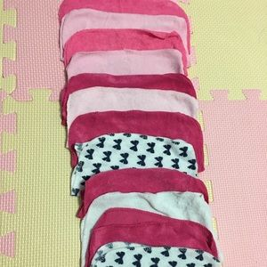 Other - Washcloths and mittens bundle 24pcs